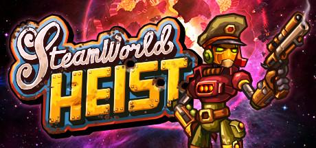 SteamWorld Heist Banner