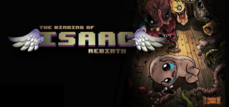 The Binding of Isaac: Rebirth Banner