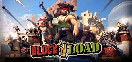 Block N Load Banner