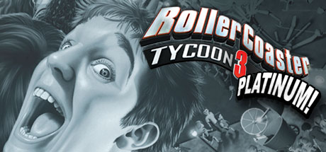 RollerCoaster Tycoon 3 Banner