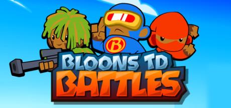 Bloons TD Battles Banner