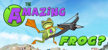The Amazing Frog? Banner