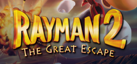 Rayman 2: The Great Escape Banner