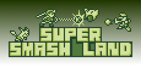 Super Smash Land Banner