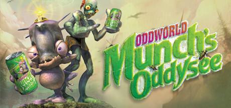Oddworld: Munch's Oddysee Banner