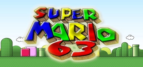 Super Mario 63 Banner