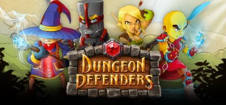 Dungeon Defenders Banner