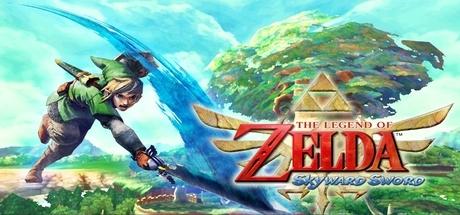 The Legend of Zelda: Skyward Sword Banner