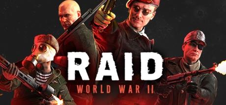 RAID: World War II Banner