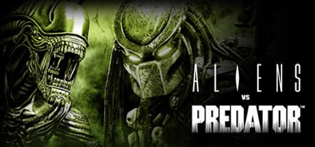 Aliens vs. Predator Banner