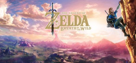 The Legend of Zelda: Breath of the Wild (Switch) Banner