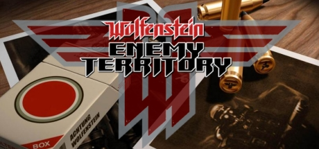Wolfenstein: Enemy Territory Banner