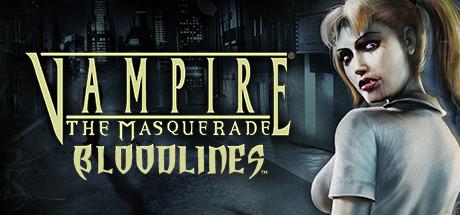 Vampire: The Masquerade - Bloodlines Banner