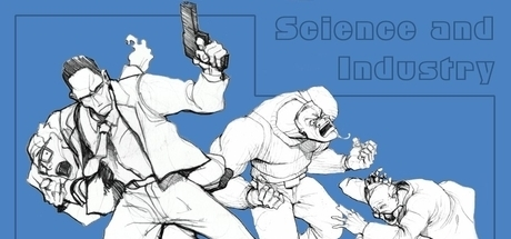 Science and Industry Banner