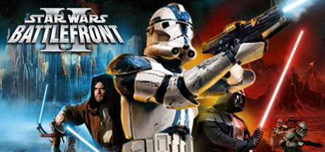 Star Wars Battlefront II (2005) Banner
