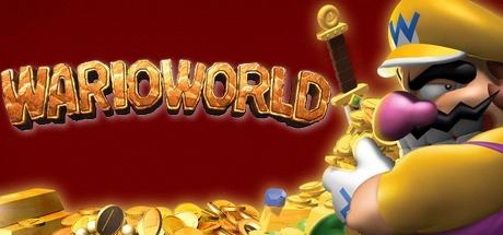 Wario World Banner