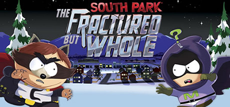 South Park: The Fractured But Whole Banner
