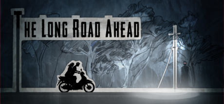 The Long Road Ahead Banner