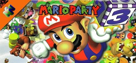 Mario Party Banner