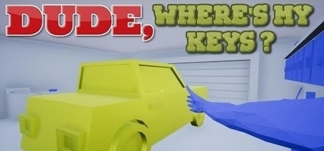 Dude, Where's My Keys?