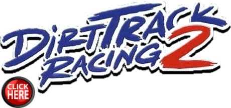 Dirt Track Racing 2 Banner