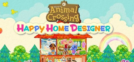 Animal Crossing: Happy Home Designer Banner