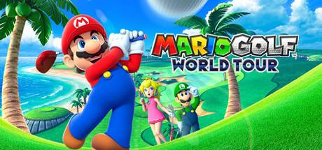 Mario Golf: World Tour Banner