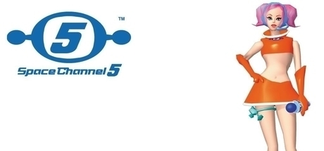 Space Channel 5 Banner
