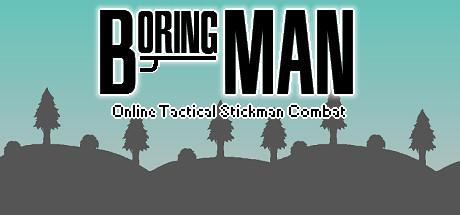 Boring Man - Online Tactical Stickman Combat Banner