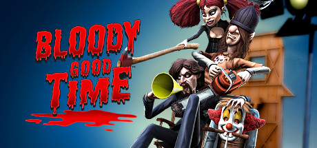 Bloody Good Time Banner