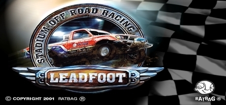 Leadfoot: Stadium Off-Road Racing Banner