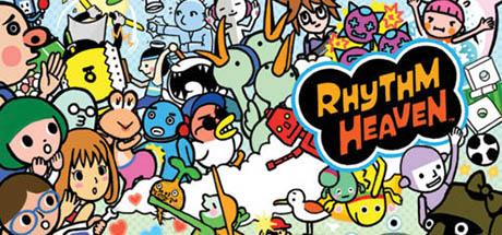 Rhythm Heaven Banner