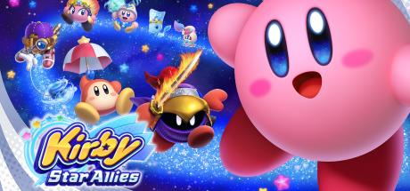 Kirby Star Allies Banner