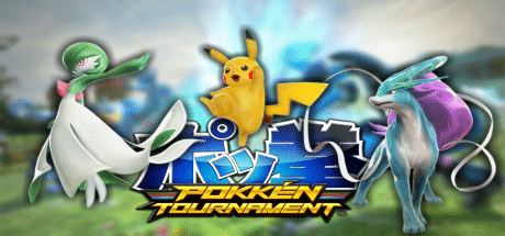 Pokken Tournament Banner