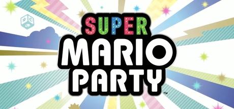 Super Mario Party Banner