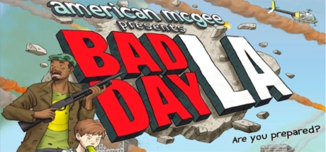 American McGee presents: Bad Day L.A.