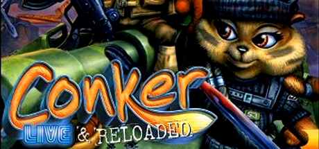 Conker: Live and Reloaded Banner