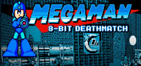Mega Man 8-bit Deathmatch Banner
