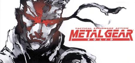 Metal Gear Solid Banner