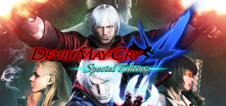 Devil May Cry 4: Special Edition Banner