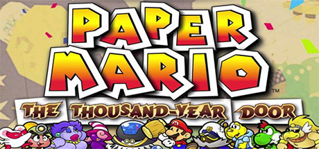 Paper Mario: The Thousand Year Door Banner