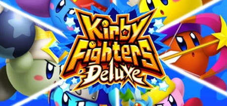 Kirby Fighters Deluxe Banner