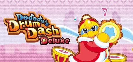 Dedede's Drum Dash Deluxe Banner