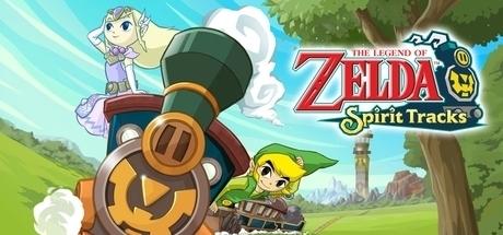 The Legend of Zelda: Spirit Tracks Banner