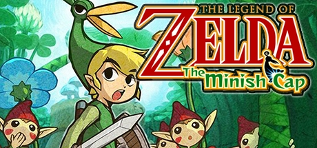 The Legend of Zelda: The Minish Cap Banner