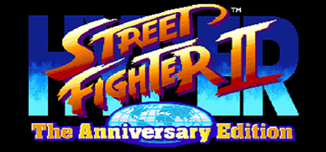 Hyper Street Fighter II: The Anniversary Edition Banner