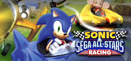 Sonic & SEGA All-Stars Racing Banner