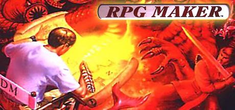 RPG Maker (PlayStation) Banner