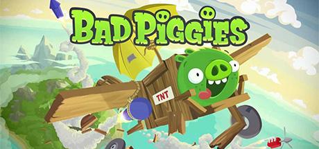 Bad Piggies Banner