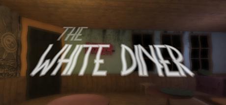 The White Diner Banner